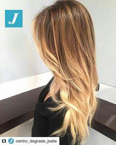 """""""Mi piace"""": 34, commenti: 1 - Zero Difetti Studio - Matera (@degradejoellematera) su Instagram: """"Sun kiss Degrade Joelle #cdj #degradejoelle #tagliopuntearia #degradé #igers #musthave #hair…"""""""