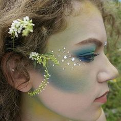 25 Ethereal Makeup Transformations to DIY Your Halloween 'Fairy' Tale                                                                                                                                                                                 More