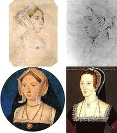 Which is the true face of Anne Boleyn? Interesting article