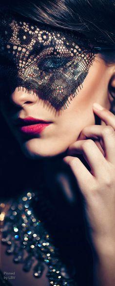 Lace accessory | LBV ♥✤ | BeStayElegant