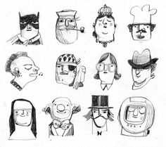 illustration by felicita sala Art And Illustration, Character Illustration, Character Design Inspiration, Character Art, Illustrators, Art Drawings, Drawing Sketches, Concept Art, Prints