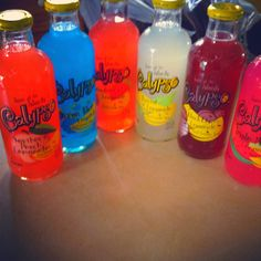 Calypso, I love this drink :P @Sam Taylor Kuiper  .. THERE YOU GO