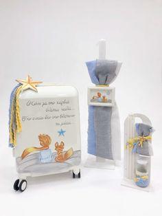 Πακέτο βάπτισης για αγόρια με θέμα το Μικρό Πρίγκιπα, annassecret,