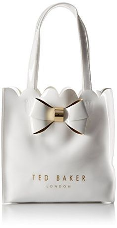 f98519c8be Ted Baker Bags - Ted Baker Scalcon Scalloped Detail Bow Large ...
