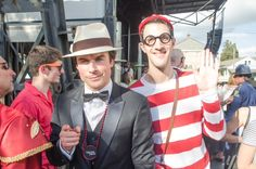 Vampire Diaries Star Ian Somerhalder Finds Waldo in New Orle | The Vampire Diaries