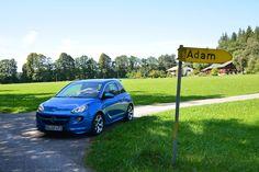 The allnew Opel Adam S - Tracktest: http://www.neuwagen.de/fahrberichte/11586-opel-adam-s-rotzfrech.html