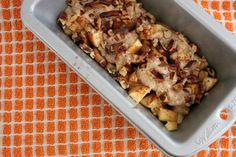 Rock Paper Feather: Paleo Cinnamon Apple Bake