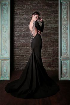 Evening Dresses: Rami Kadi Le Gala Des Mystères Collection - Aisle Perfect