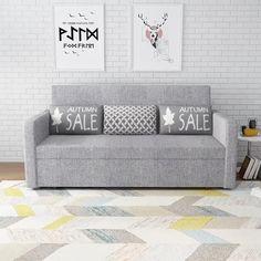 Sofa Bed Design, Living Room Sofa Design, Bedroom Bed Design, Bedroom Furniture Design, Home Decor Furniture, Bedroom Decor, Decor Room, Furniture For Living Room, Sofa Come Bed Furniture