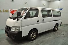 Japanese vehicles to the world: 2004 Nissan Caravan for Samoa to Apia