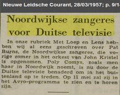 Noordwijkse Huizen: De Competitie, Noordwijk 12 november