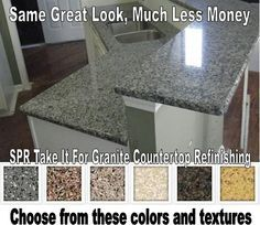 Remove U0026 Spray Paint Your Counter Top With One Of These Textured Paints To  Create A New Look Without Having To Spend Loads Of Money.