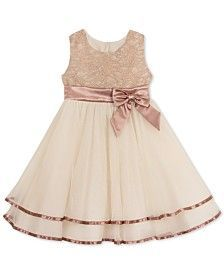 Rare Editions Lace-Bodice Fit & Flare Party Dress, Toddler & Little Girls (2T-6X). Flower Girl Dresses Macys Flower Girl Dresses | Flower Girl Dresses Lace | Flower Girl Dresses Country | Flower Girl Dresses Tutu | Flower Girl Dresses Boho | Flower Girl Dresses Macys | Flower Girl Dresses Cheap. #bridaldress #Gyerekdivat. Want to know more, click on the image.