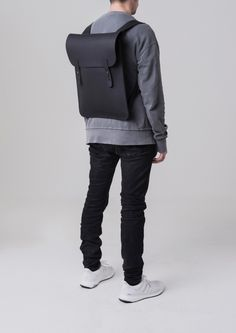 Backpack by Budapest-based designers Puritaan
