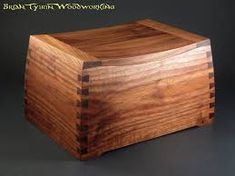 Image result for wooden burial urns for human ashes
