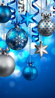 Natal Azul - Adorei !!!!!