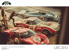 Laurent Nivalle DIARY: 181. LE MANS CLASSIC 2012 WALLPAPERS