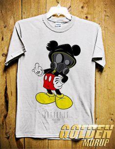 EntreeMickey Fuck Men TShirt  Mickey Mouse TShirt  by GoldenMurup, $18.98