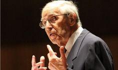 Pierre Boulez & Ensemble Intercontemporain rehearse in London, October 2011