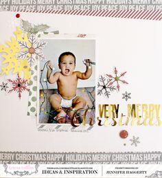 TERESA COLLINS DESIGN TEAM: A Very Merry Christmas by Jennifer Haggerty