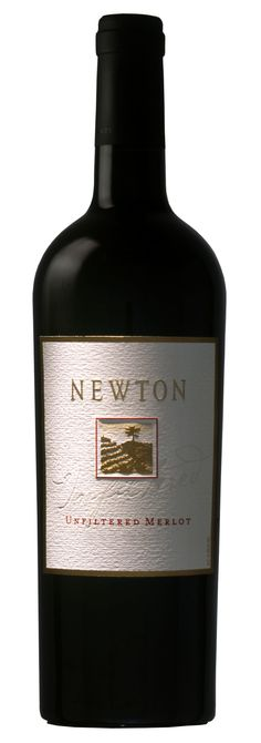 This Newton Vineyard Unfiltered Merlot 2013 is an inviting and full-flavored red wine. Enjoy it with almost any food you like. Online Wine Shop, Rare Wine, Napa Valley Wineries, Best Red Wine, Wine Down, Cabernet Sauvignon, Wine And Spirits, Whiskey Bottle, Wines