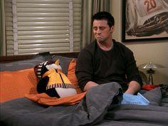 Joey loves Hugsy