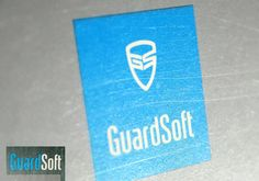 GuardSoft Limited brand logo - general view.