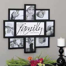 Imagen relacionada Picture Frame Decor, Collage Picture Frames, Picture Design, Frames On Wall, Family Collage Frame, Home Decor Furniture, Diy Home Decor, Diy Wall Art, Wall Decor