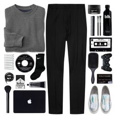 """""""OMEN [ collab with poppy ]"""" by adventuring-into-the-night ❤ liked on Polyvore"""