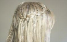 #blonde #braid