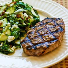 (Updated and added to Recipe Favorites August 2009) This recipe is a perfect way to use those thick lean boneless pork chops which tend to be dry if you cook them without marinating. (All you Costco shoppers know the ones I mean.) It's also a recipe for people who really like sage, so if you're…