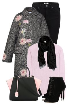 """Untitled #5395"" by cassandra-cafone-wright ❤ liked on Polyvore featuring Paige Denim, Blumarine, Missoni, Fendi, Nordstrom, Tabitha Simmons, women's clothing, women, female and woman"