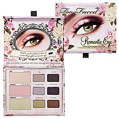 Too Faced Eyeshadow Palette Romantic Eye