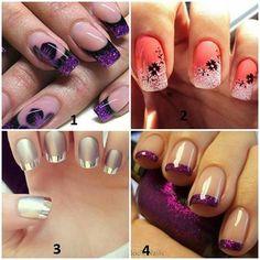 Nail designs to try Great Nails, Cute Nail Art, Fabulous Nails, Gorgeous Nails, Cute Nails, Amazing Nails, Funky Nail Designs, Nail Polish Designs, Nail Art Designs