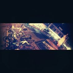 Nite Ride with friend,. :D