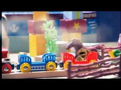 Rooie Trein -- Tommie. -- Sesamstraat (Dutch Sesame Street) - YouTube