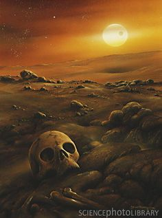 The wastes cover more of the planet than anyone alive truly realizes.