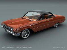 1961 Buick LeSabre Two Door Hardtop