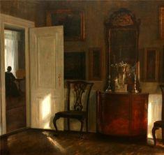 Carl Vilhelm Holsoe. ( 1863 - 1935 )