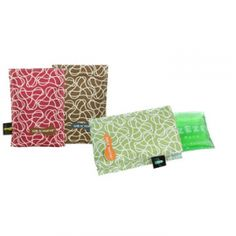 "#MightyNest - We pack lunches a lot... these would be awesome! ""squiggle ice packs"" ice pack & sweat free cover, $11.50"