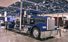 Big Rig Show Trucks | 2011 Great West Truck Show And Custom Rigs Pride And Polish Truck Show ...