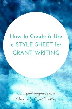 Grant Proposal Writing, Grant Writing, Content Writing Courses, Rebuilding Credit, Grant Application, Social Media Analytics, Style Sheet, Nonprofit Fundraising, Technical Writing