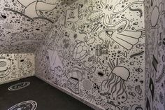 School Asks 100 Graffiti Artists To Paint It Before Renovation, And Result Is Better Than Any Renovation
