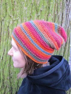 Free Hat Pattern  So pretty!