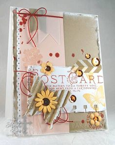 New Beginnings by buzsy - Cards and Paper Crafts at Splitcoaststampers