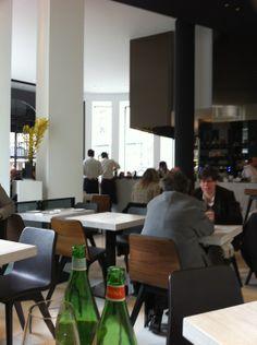 Brasseriekeuken van Ferrier 30. Lekker & trendy.