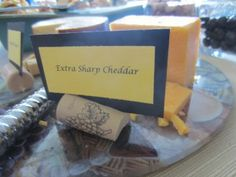 label cheeses, with hints like pairs nicely with ___ wine. points for pairing the right wine with the right cheese, the right wine keywords (oaky, cherry, vanilla, lightbodied, etc)