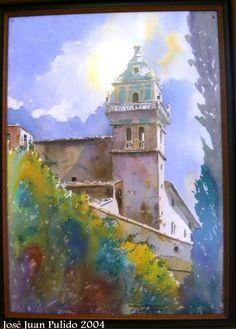 Cartuja de Valldemossa, Mallorca, colección de arte contemporáneo.