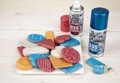 Food Finish Edible Spray Paint