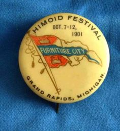 Pin from the Himoid Festival, Oct 1901 City Furniture, Old Photos, Carnival, Decorative Plates, Ebay, Collection, Home Decor, Souvenir, Old Pictures